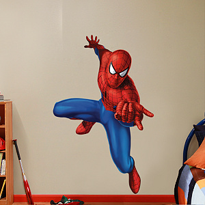 Spider-Man: Webslinger Fathead Wall Decal