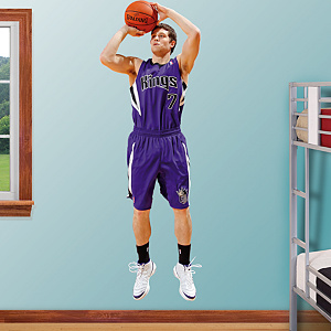 Jimmer Fredette Fathead Wall Decal