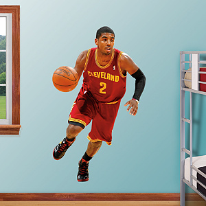 Kyrie Irving - No. 2 Fathead Wall Decal