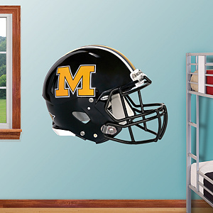 Missouri Tigers Helmet