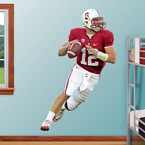 Andrew Luck Stanford  Fathead Wall Decal