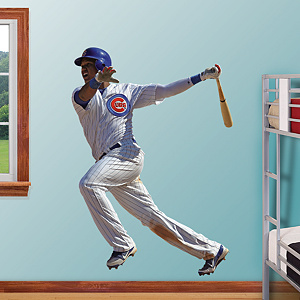 Starlin Castro Fathead Wall Decal
