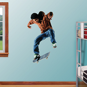 Paul Rodriguez Fathead Wall Decal