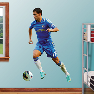Eden Hazard Fathead Wall Decal