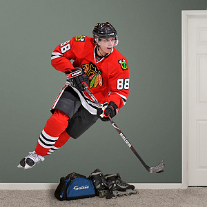 Shop large life size wall decals fathead real big for Blackhawks mural chicago