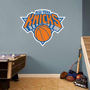 New York Knicks Logo Fathead Wall Decal