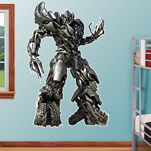 Megatron Fathead Wall Decal