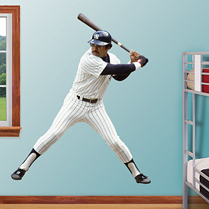 Reggie Jackson Fathead Wall Decal