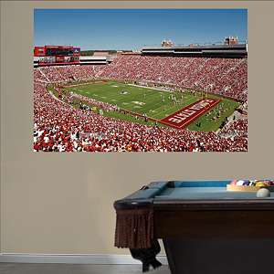 Florida State - Bobby Bowden Field at Doak Campbell Stadium Mural Fathead Wall Decal