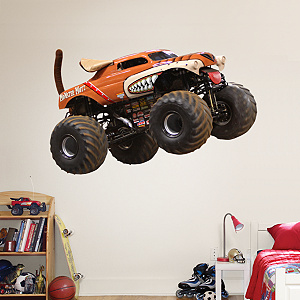 Monster Mutt Fathead Wall Decal