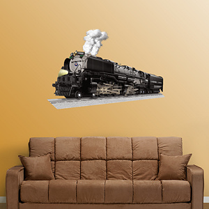 Lionel Vision Challenger Train Fathead Wall Decal