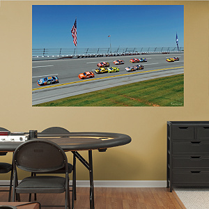 Talladega Superspeedway Mural Fathead Wall Decal