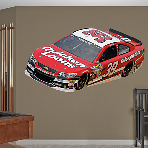 Ryan Newman #39 Quicken Loans Car 2013 Fathead Wall Decal