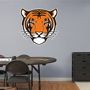 Princeton Tigers Logo  Fathead Wall Decal