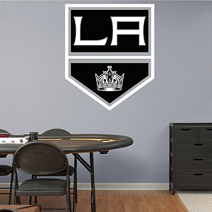 Los Angeles Kings Logo Fathead Wall Decal