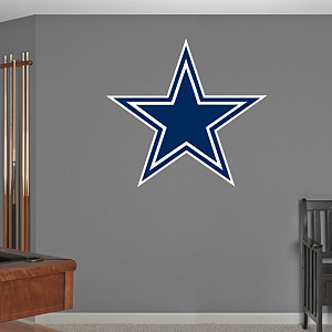 Dallas Cowboys Logo Fathead Wall Decal