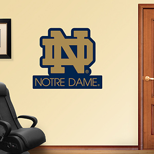 Notre Dame Fighting Irish ND Logo
