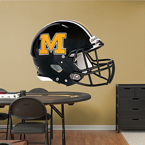 Missouri Tigers Helmet Fathead Wall Decal