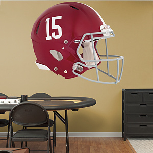 Alabama Crimson Tide 2013 Helmet Fathead Wall Decal