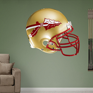 Florida State Seminoles Helmet Fathead Wall Decal
