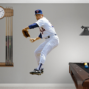 Nolan Ryan Fathead Wall Decal
