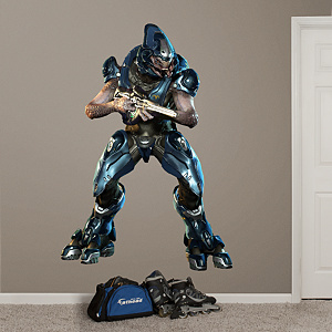 Elite: Halo 4 Fathead Wall Decal