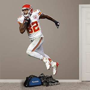 Dwayne Bowe - Away Fathead Wall Decal