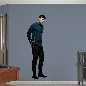 Spock: Star Trek - Into Darkness Fathead Wall Decal
