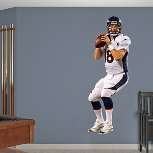 Peyton Manning Fathead Wall Decal