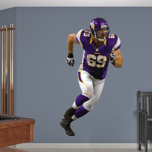 Jared Allen - Home Fathead Wall Decal
