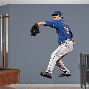 Matt Harvey Fathead Wall Decal