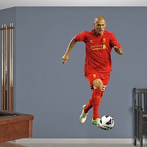 Martin Skrtel Fathead Wall Decal