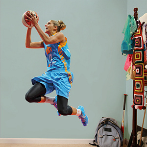 Elena Delle Donne Wall Decal