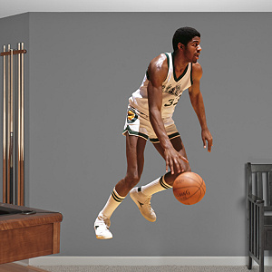 Magic Johnson MSU Fathead Wall Decal