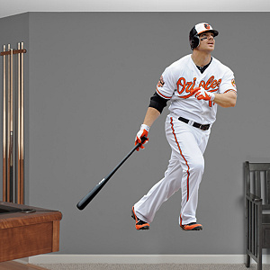 Chris Davis Wall Decal