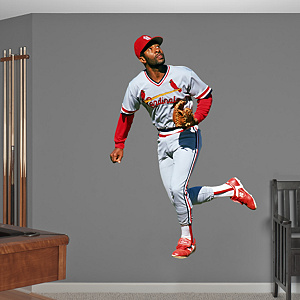 Ozzie Smith Fathead Wall Decal