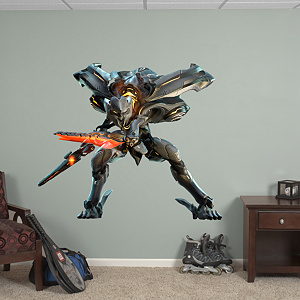 Knight: Halo 4 Fathead Wall Decal