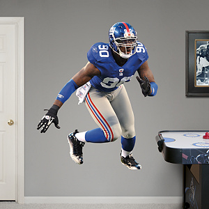 Jason Pierre-Paul Fathead Wall Decal
