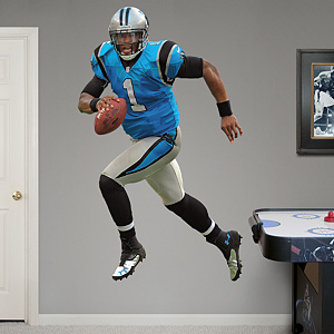 Cam Newton - Home Fathead Wall Decal