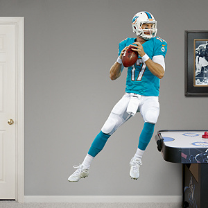 Ryan Tannehill - No. 17 Fathead Wall Decal