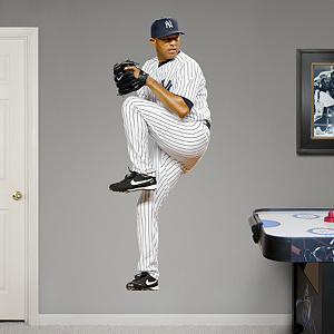Mariano Rivera Wall Decal