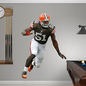 Barkevious Mingo Fathead Wall Decal