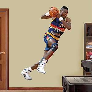 Dikembe Mutombo Fathead Wall Decal