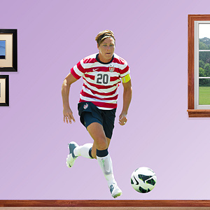 Abby Wambach Fathead Wall Decal