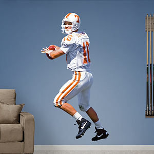 Peyton Manning Tennessee Fathead Wall Decal