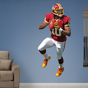 Robert Griffin III Fathead Wall Decal