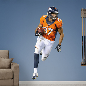 Eric Decker Fathead Wall Decal