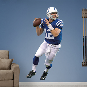 Andrew Luck - Home Fathead Wall Decal