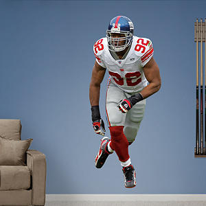 Michael Strahan - Defensive End Fathead Wall Decal