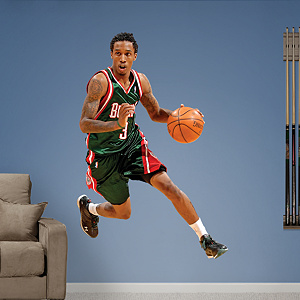 Brandon Jennings Fathead Wall Decal